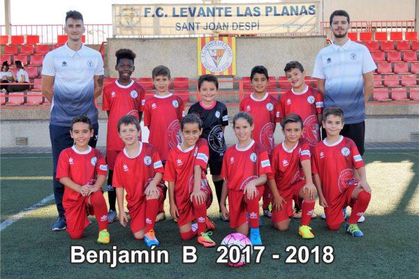 Benjamín B
