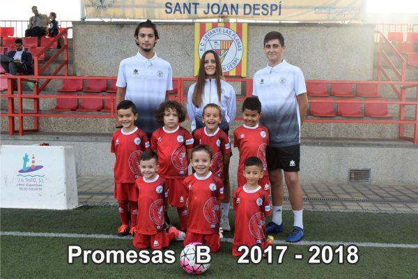 Promesas B