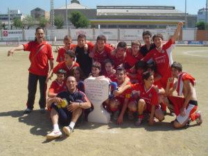 infantil a campeon 05-06