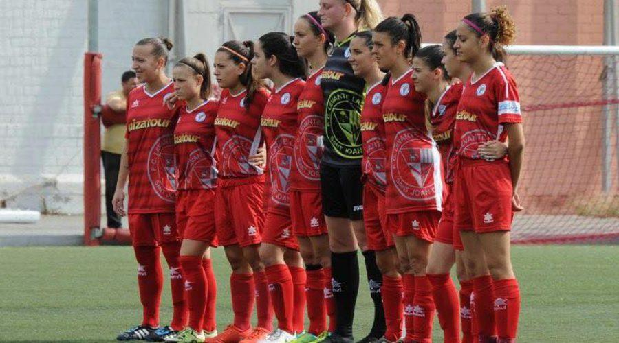 Crónica 2ª División Femenina: FC Levante Las Planas 2 – CE Pallejà 1