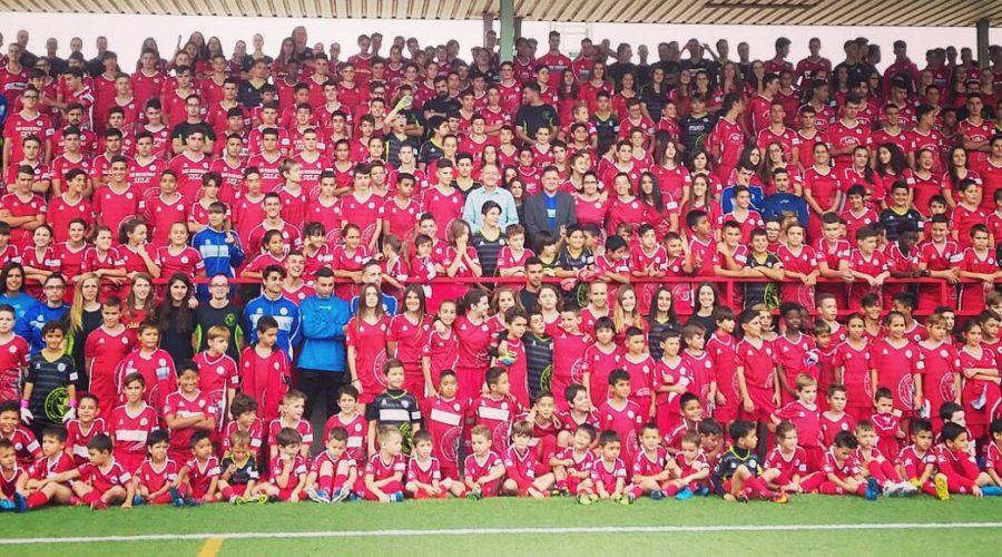 El FC Levante Las Planas presenta sus equipos