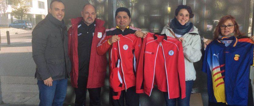 El FC Levante Las Planas colabora en el Torneo de Fútbol Solidario de selecciones Amateur