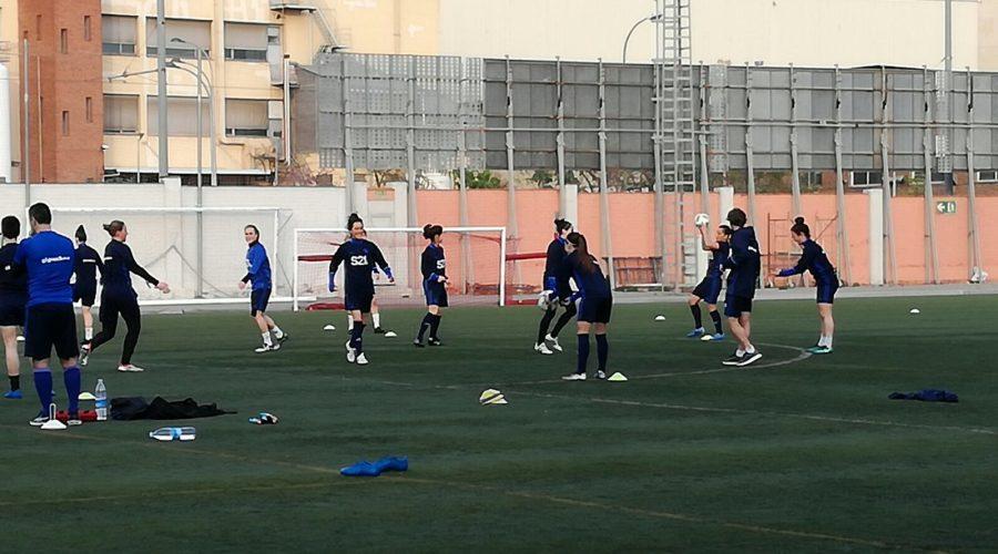 FC Levante Las Planas colabora con la Real Sociedad Femenino