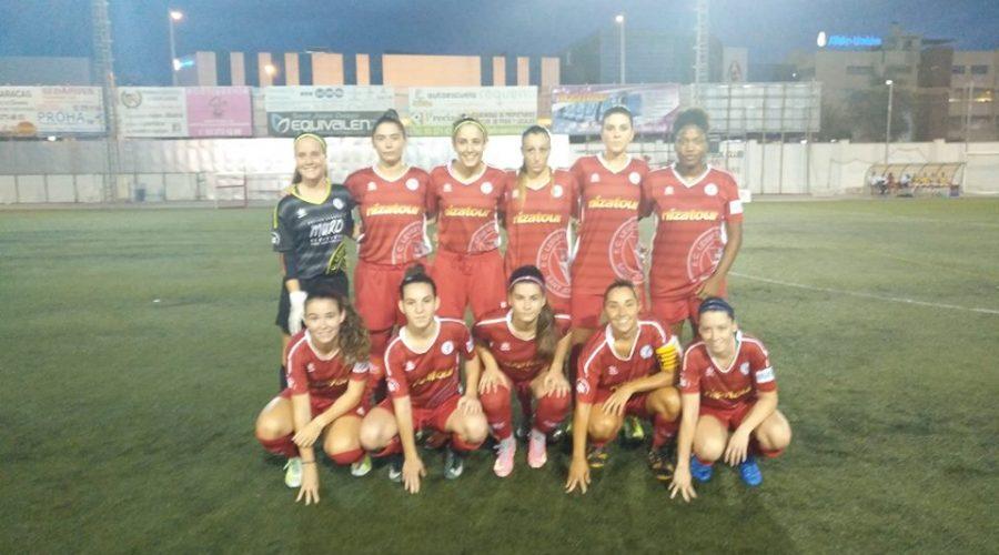 Primer partido de liga de los primeros equipos
