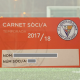 Carnets de socio temporada 2017/18